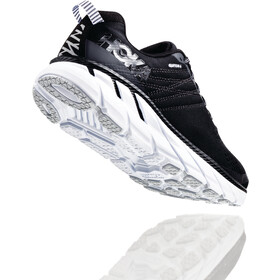 Hoka One One Clifton 6 Wide Shoes Men black/white